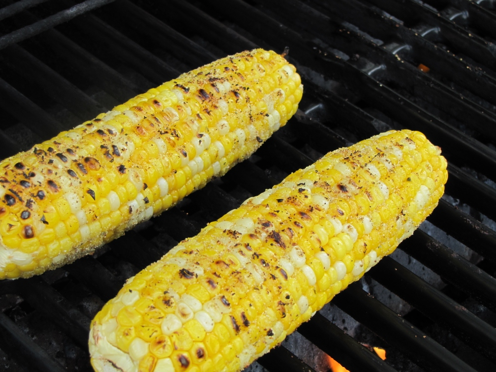 Grilled Corn on the Cob with Jalapeno Lime Seasoning…Spice It Up!