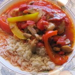 Chicken Cacciatore…a Classic Italian Chicken Delight in a Crockpot!