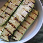 Grilled Zucchini…Just Another Easy and Healthy Grilled Vegetable