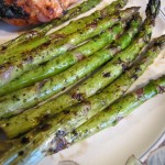 Grilled Balsamic Asparagus…How Easy Can it Get?