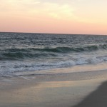 Myrtle Beach, South Carolina…Beautiful Oceanfront Sunrises and Seashells