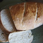 Italian Bread…Nothing Better than Fresh Baked Bread