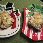 Almond Joy Magic Cookie Bars…A Slightly Different Blast from the Past!