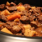 Savory Beef Stew…A Delicious and Hearty Winter Meal!