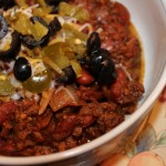Jodee's Homemade Chili