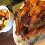 Citrus Thyme Grill Roasted Chicken and Vegetables