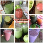 Eight Awesome Smoothies