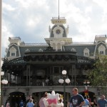 Disney World's Magic Kingdom…with Cinderella's Castle!