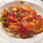 Fabulous Shrimp Creole with Rice