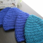 Crocheting Caps for Cancer Patients with Love