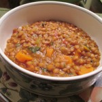 Hearty Homemade Lentil Soup