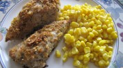 Oven Baked Parmesan Chicken Breasts…Tasty and Healthy