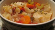 Get Back on Track Healthy Cabbage Soup